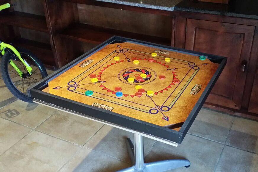 Fingerboard game