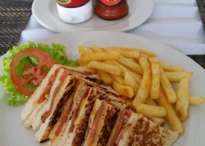 Restaurant Food 4