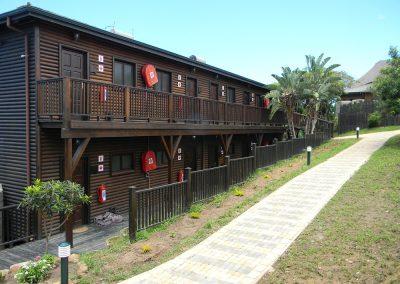 Upper Accommodation Units